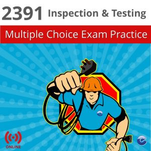 Inspection and testing 2391